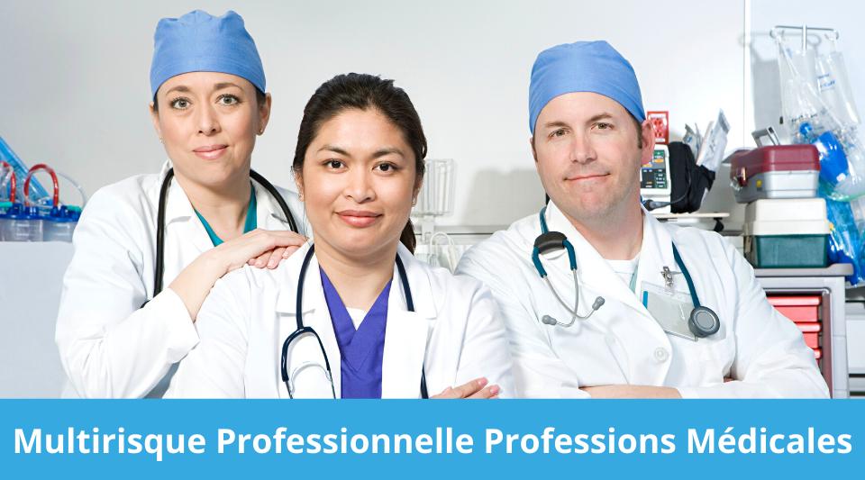 les multirisques pro pour les professions médicales