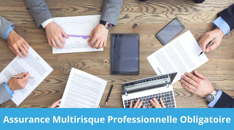 l'assurance multirisque professionnelle est elle obligatoire pour les entreprises