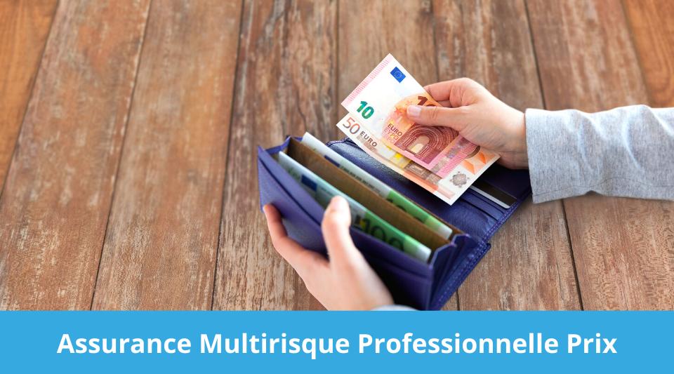 prix d'assurance multirisque professionnelle jusqu'à -30%