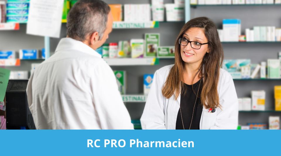 assurance rcp pharmacien et parapharmacien