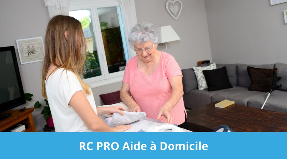 assurance pro aide à domicile en cas de responsabilité
