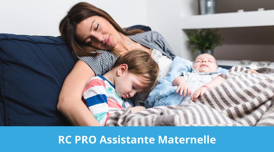 une assistante maternelle ayant une RCP pour garder des enfants