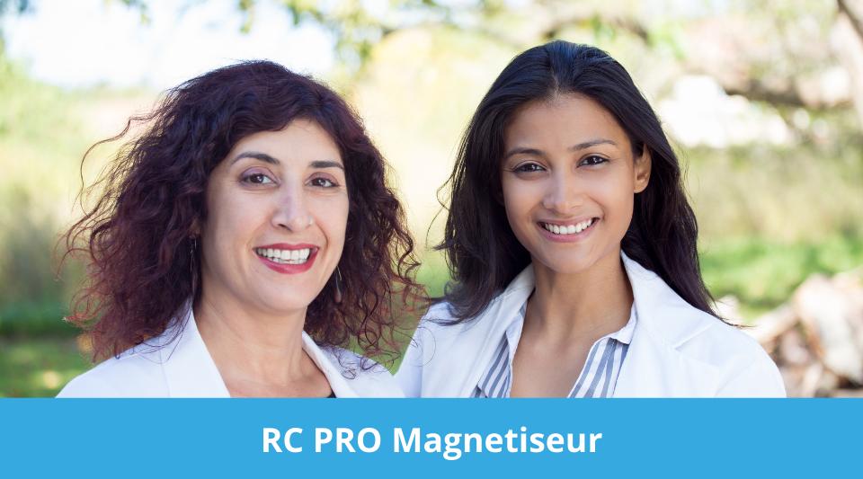 magnétiseurs à la recherche de RC pro adapté au métier de guérisseur