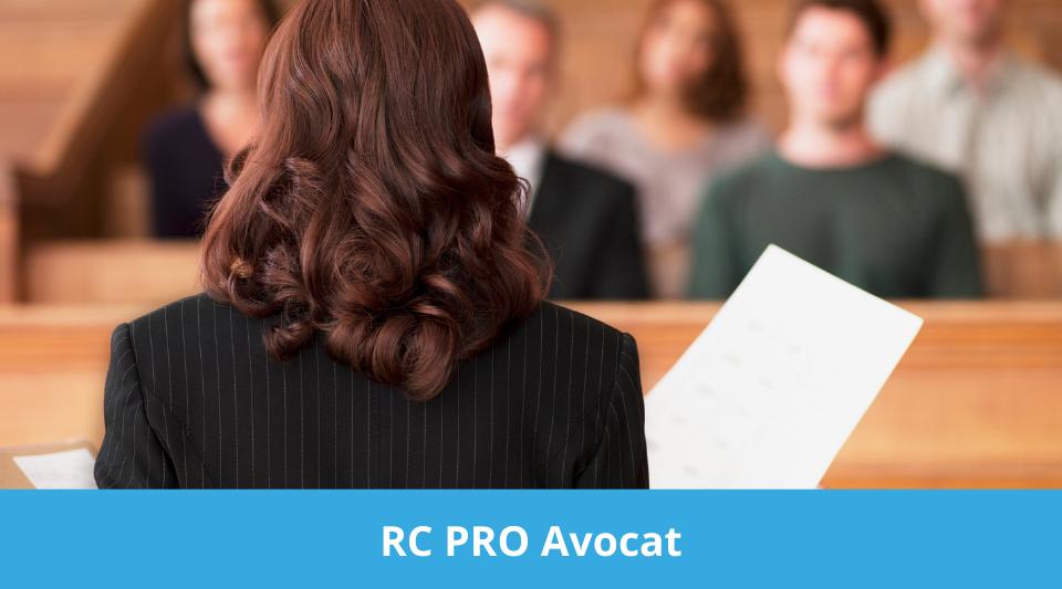 l'avocat est une professionnel devant adhérer à une responsabilité civile professionnelle