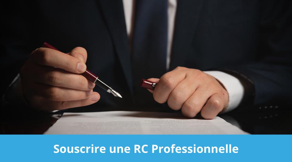 souscription d'une assurance rc pro en ligne