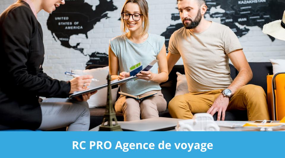 assurance responsabilité civile des agences de voyage