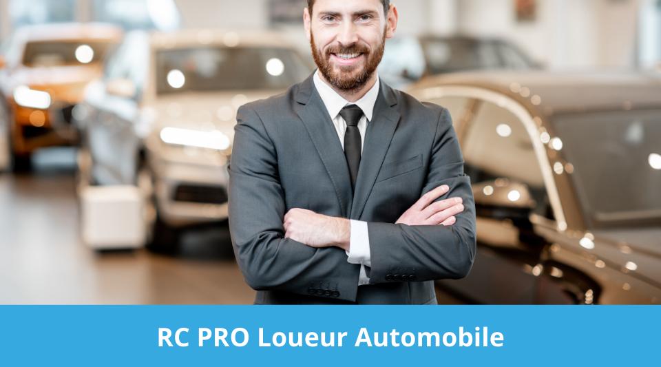 l'assurance rc obligatoire du loueur automobile