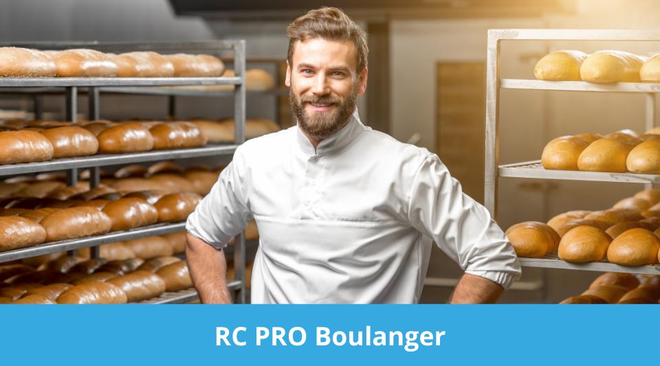 le boulanger est responsable envers ses clients, avoir une RCP est essentiel
