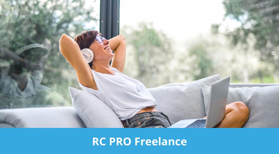 RCP offre spéciale pour les freelances