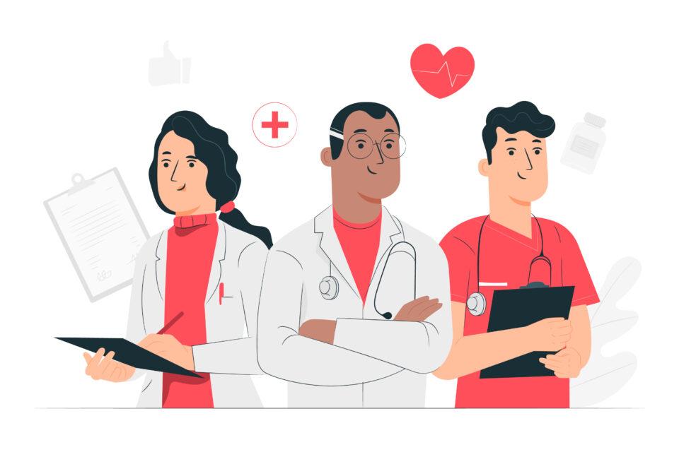 salariés en bonne santé